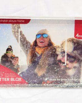 קריסטל שלג / פייטים / לבבות / עם הדפסת תמונה אישית לפי בחירתכם