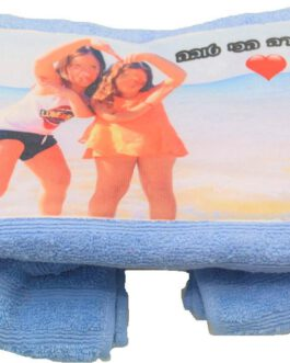 הדפסה על מגבת