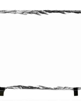 אבן בזלת מלבן גדול/קטן עם תמונה אישית לפי בחירתכם