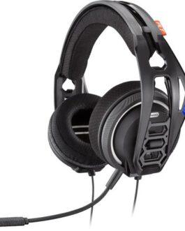 אוזניות גימינג מקצועיות לסוני ולאקס בוקס Plantronics RIG 400HS