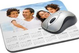 פד לעכבר ממותג עם תמונה אישית לפי בחירתכם