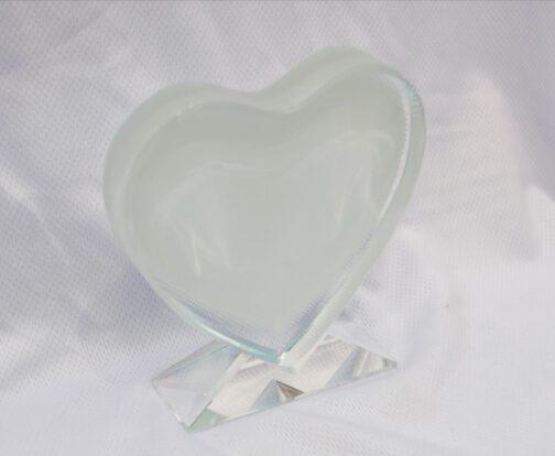 קריסטל בצורת לב