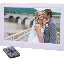 """מסגרת דיגיטלית """"10 דגם Media-Tech SP101A Media tech"""