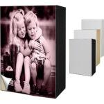 לוח הדבקת תמונה אישית דמוי עץ  דגם מורן