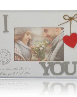 מסגרת I LOVE YOU