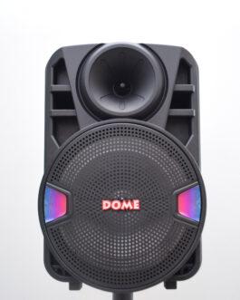 """בידורית קריוקי """"8 עם מיקרופון דגם Dome-DM 3008"""