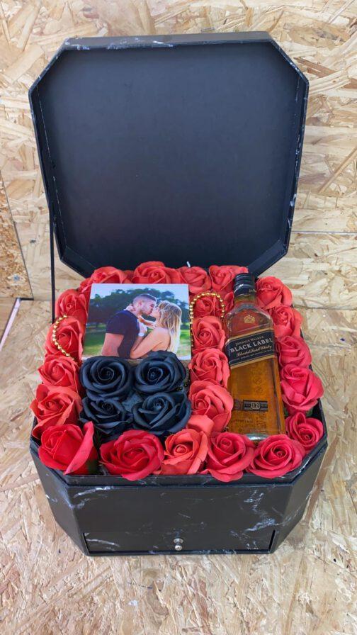 מארז אהבה וויסקי המתנה מושלמת לגבר