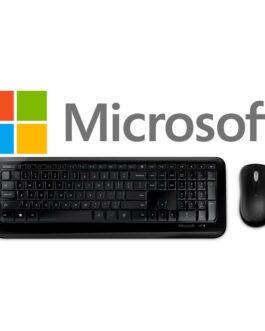 סט מקלדת ועכבר אלחוטי מיקרוסופט – Microsoft Desktop 850