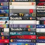 המרת קלטות וידאו VHS לדיסק און קי בפורמט MP4
