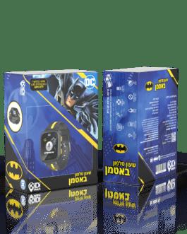שעון טלפון חכם לילדים | באטמן | KidiWatch | כולל כרטיס SIM