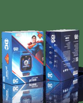 שעון טלפון חכם לילדים | סופר-מן | KidiWatch | כולל כרטיס SIM