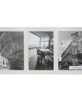 מסגרת קולאז' | 3 תמונות אנכיות
